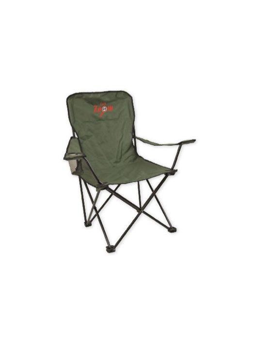 Carp Zoom Összecsukható szék kartámasszal 53x43x41/94 cm