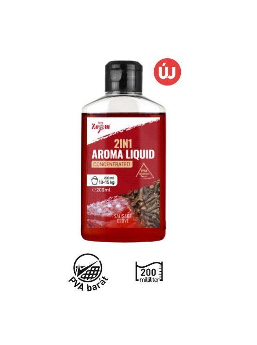 Carp Zoom 2in1 folyékony aroma 200ml