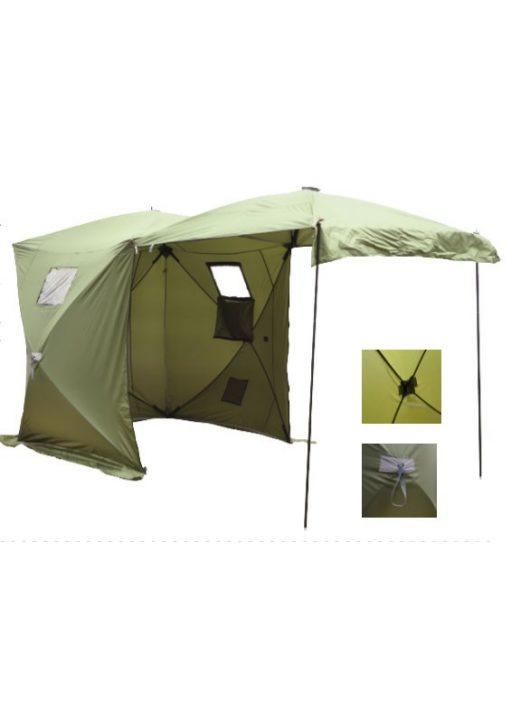 Carp Zoom InstaQuick gyors építésű sátor 180x180x205 cm